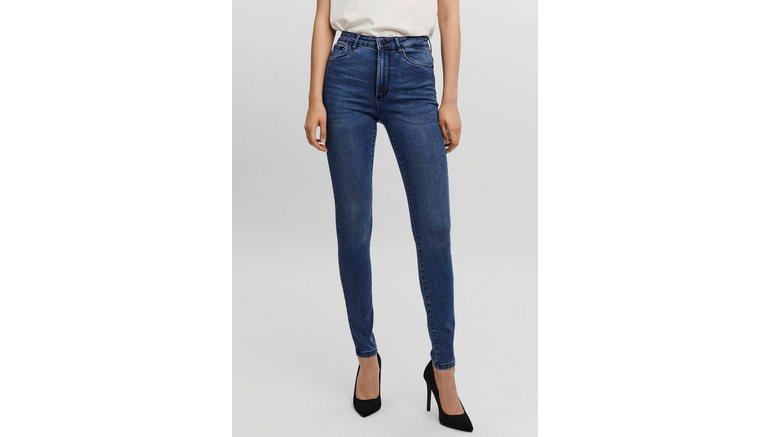 Vero Moda high-waist jeans VMSOPHIA HW SKINNY J SOFT