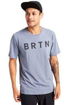 burton t-shirt brtn short sleeve t-shirt grijs