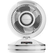 rowenta vloerventilator hq7152 air force intense 2in1 ventilator en ventilatorkachel, 2600 w, 43 db(a); eco-verwarmingsmodus, incl. afstandsbediening wit