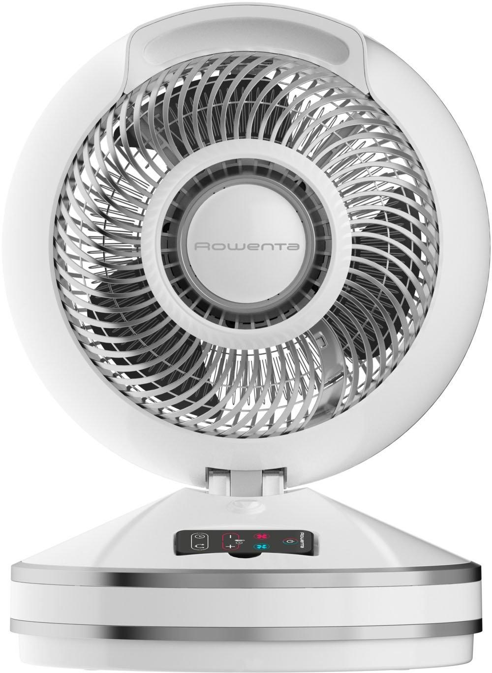 Rowenta vloerventilator HQ7152 Air Force Intense 2in1 Ventilator en ventilatorkachel, 2600 W, 43 dB(A); eco-verwarmingsmodus, incl. afstandsbediening nu online bestellen