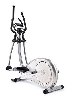 horizon fitness crosstrainer syros pro zilver