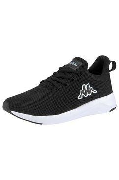 kappa sneakers »cumber« zwart