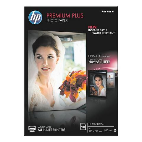 HP Fotopapier »HP premium plus photo paper«