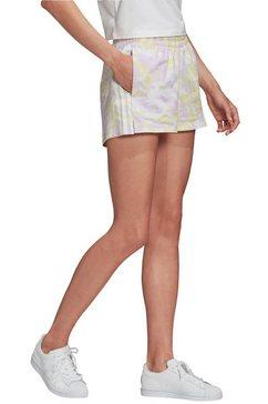 adidas originals short »adicolor 3 str short« geel