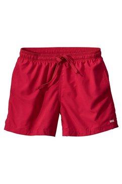 zwemshort, h.i.s rood