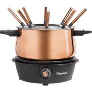 bestron »afd850co« fondue oranje