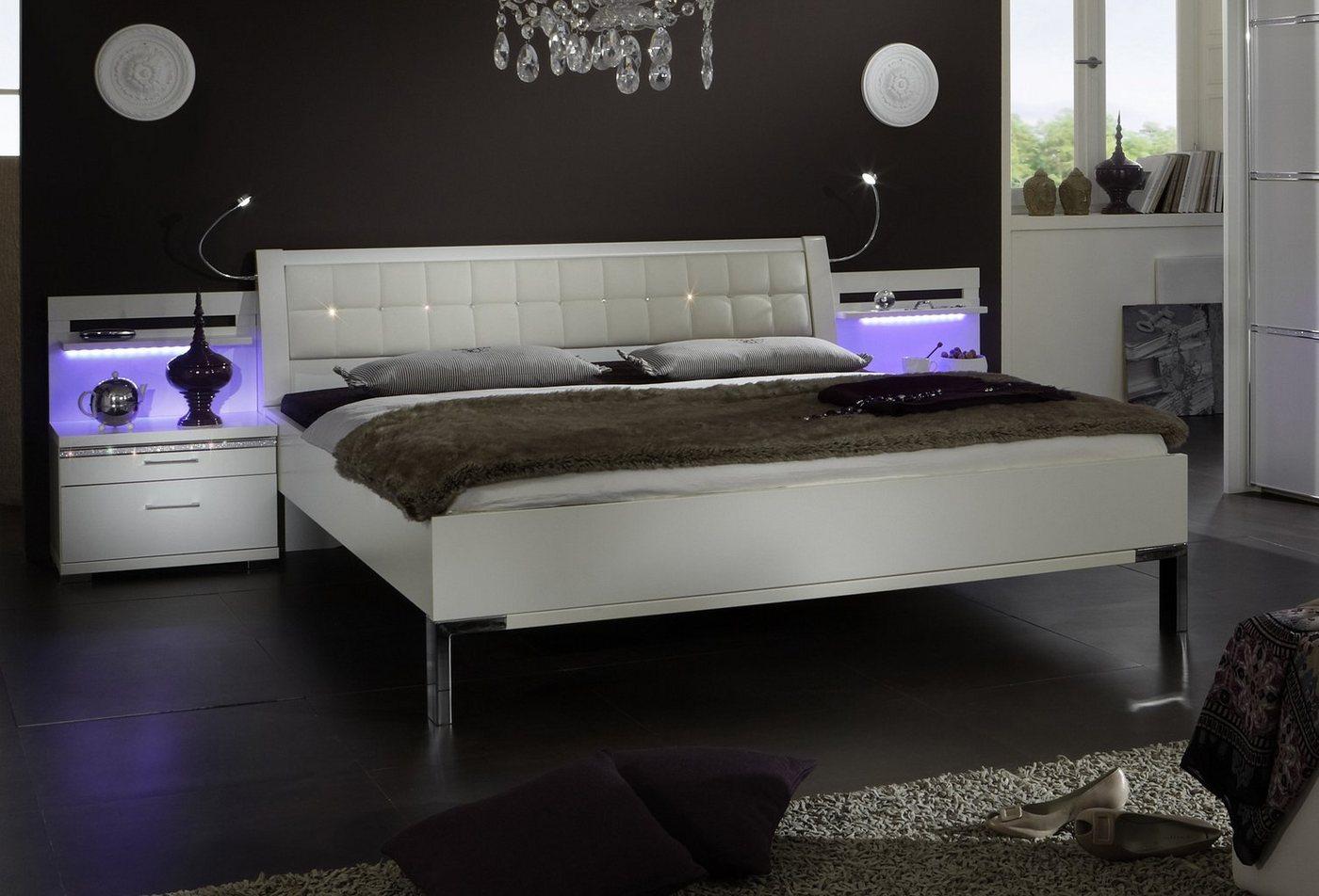 WIEMANN Bed Dubai in 3 breedten
