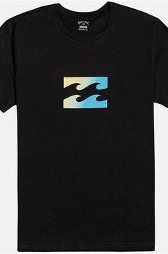 billabong t-shirt team wave ss zwart