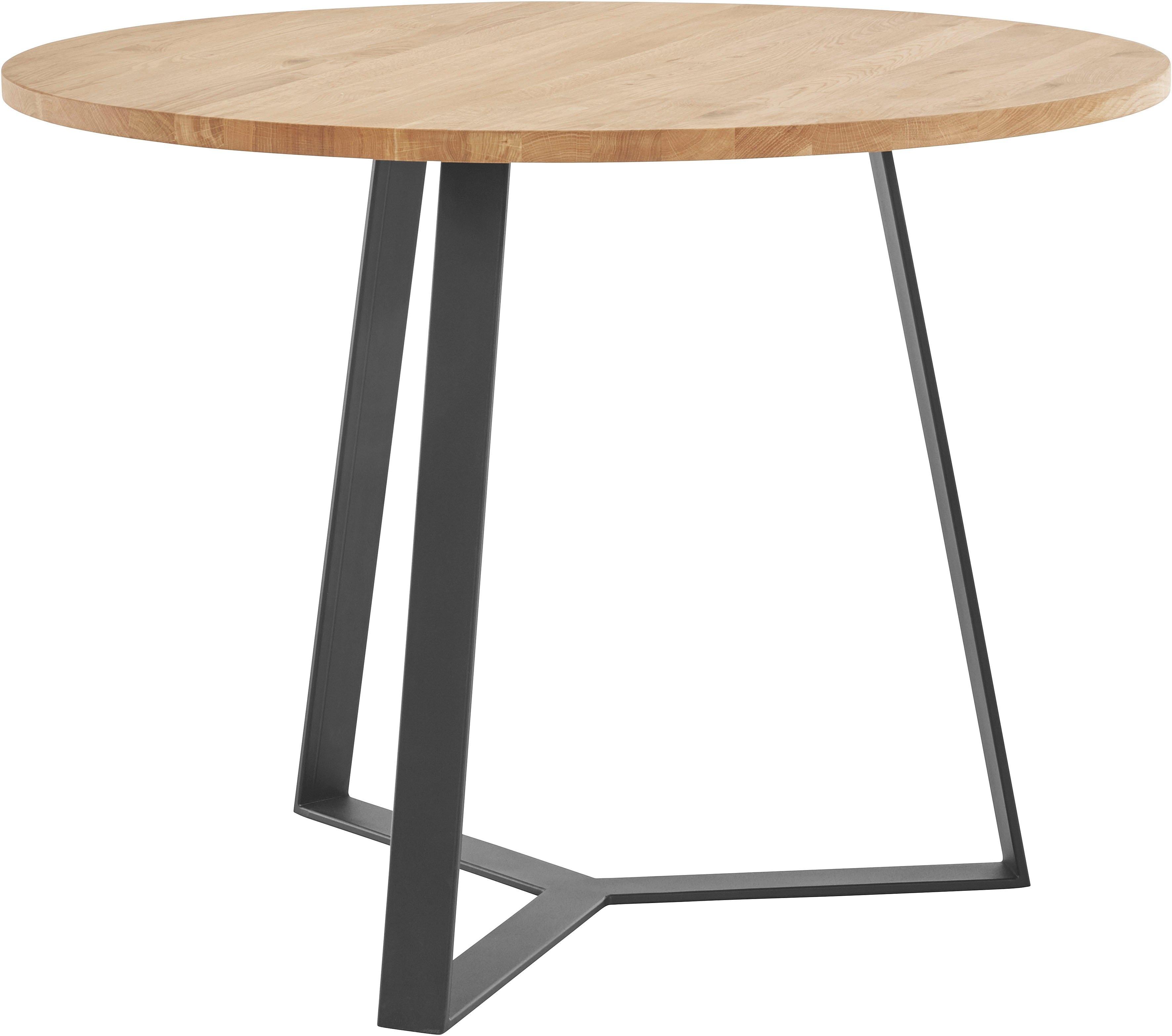andas eettafel TARAN van massief hout veilig op otto.nl kopen
