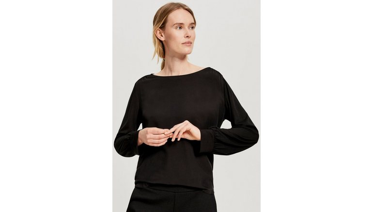 OPUS shirt met lange mouwen