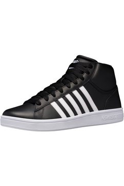 k-swiss sneakers »court winston mid« zwart