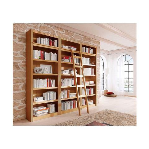 Kasten  vitrinekasten Boekenkast 3-delig 610388