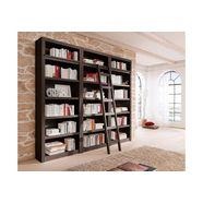 boekenkast, 3-delig bruin