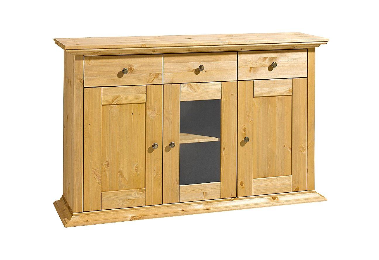 HOME AFFAIRE dressoir, breedte 130 cm, hoogte 80 cm