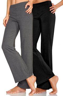 basic legging, set van 2, vivance grijs