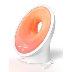 philips daglichtwekker »hf3671-01 wake up light« wit