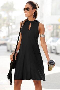 lascana jerseyjurk zwart