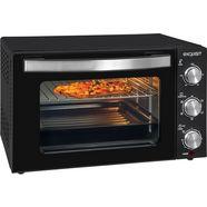 exquisit »mo 3301 sw« mini-oven zwart