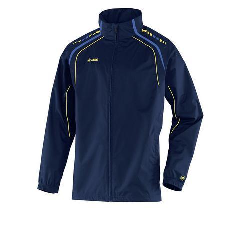 Regenjas Champion Blauw-Geel