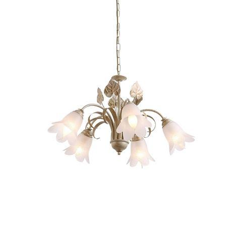 Hanglamp Florentijnse serie met 3 of 5 fittingen
