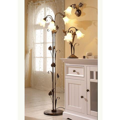 Staande lamp Florentijnse serie met 3 fittingen
