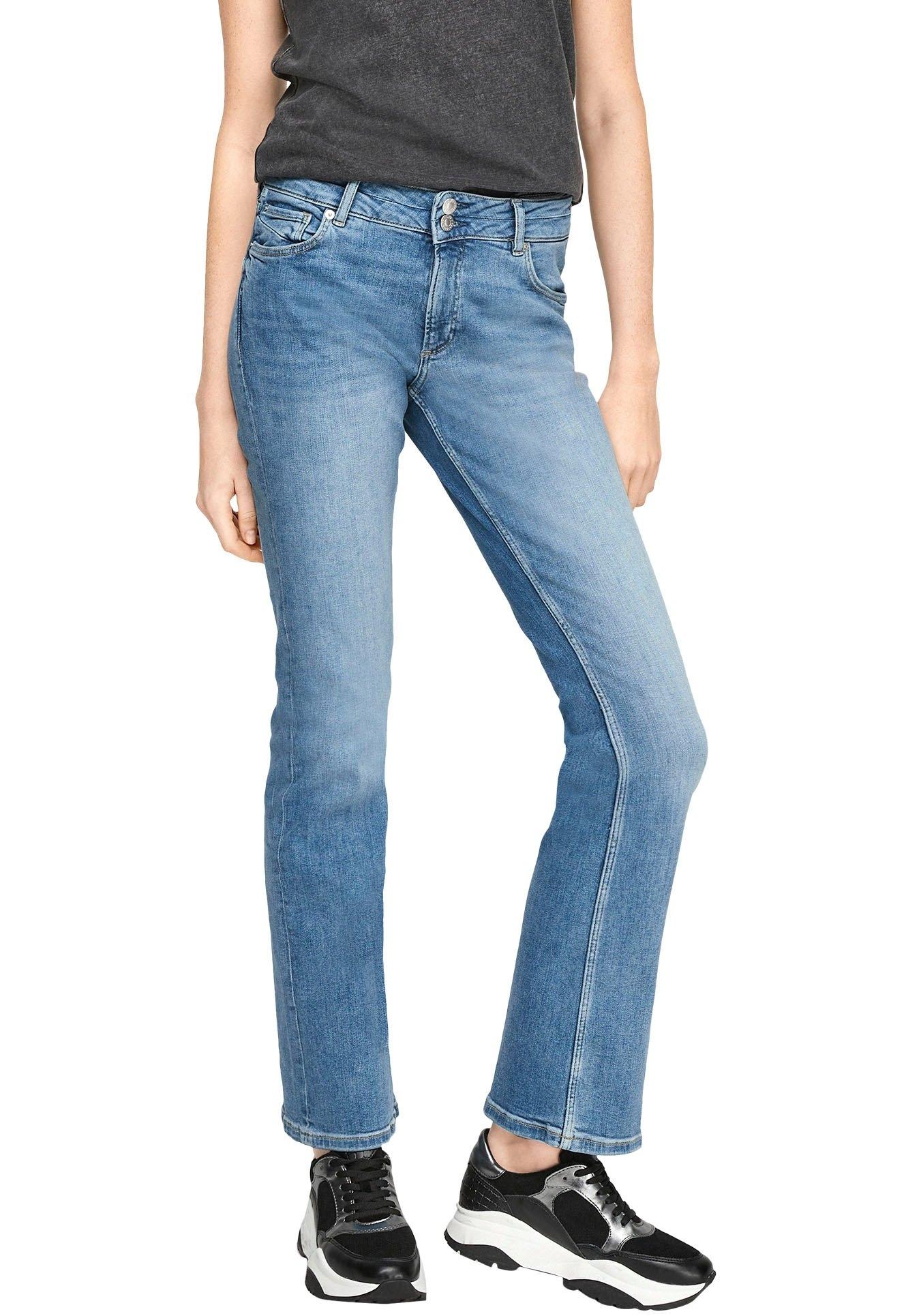 Q/S designed by bootcut jeans in 5-pocketsstijl nu online bestellen