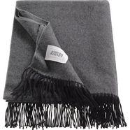 schoener wohnen-kollektion deken »wooly« grijs