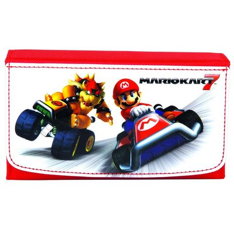 Game, 3DS, Madcatz, Mario Kart 7 Wallet