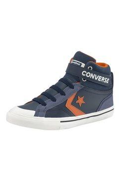 converse sneakers pro blaze strap-hi blauw