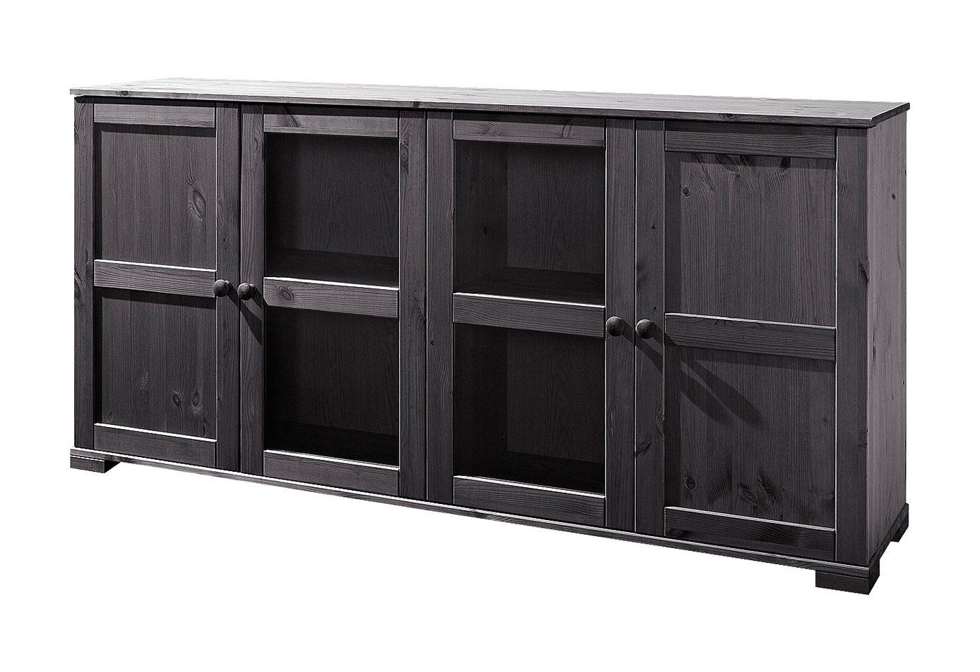 HOME AFFAIRE dressoir, breedte 166 cm, hoogte 79 cm