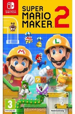 nintendo switch game super mario maker 2
