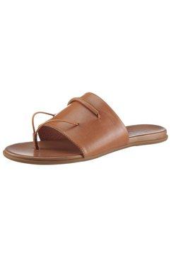 2go fashion teenslippers bruin