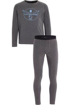 chiemsee thermo-onderhemd ski-ondergoedset heren (met thermo-onderbroek)