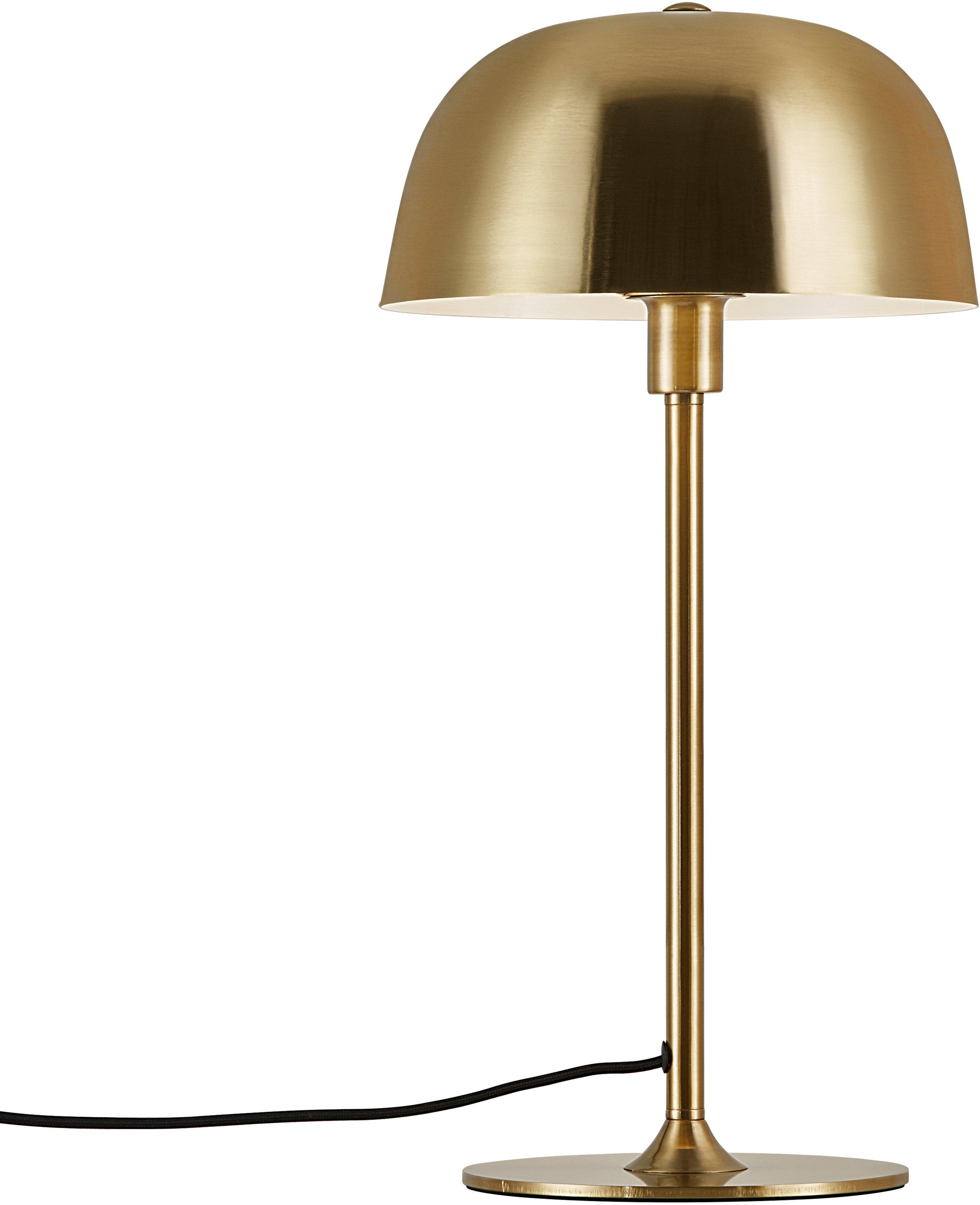Nordlux tafellamp Cera Messing design, textielsnoer nu online bestellen