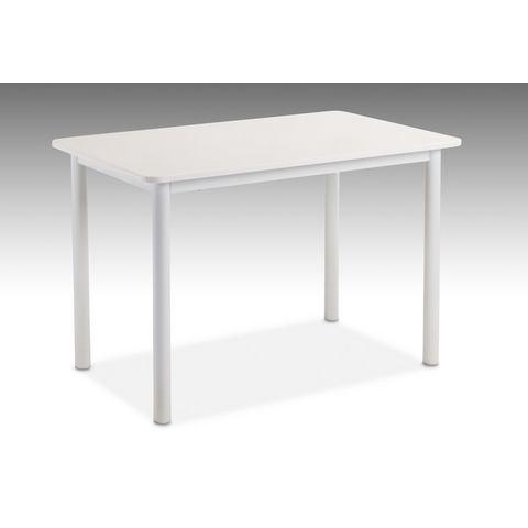 Eettafels Tafel met rechthoekig tafelblad 693204