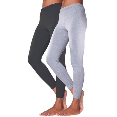 Legging, set van 2