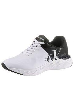 calvin klein sneakers »angilio« wit