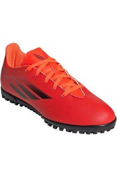 adidas performance voetbalschoenen x speedflow.4 tf j rood
