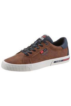 s.oliver sneakers bruin