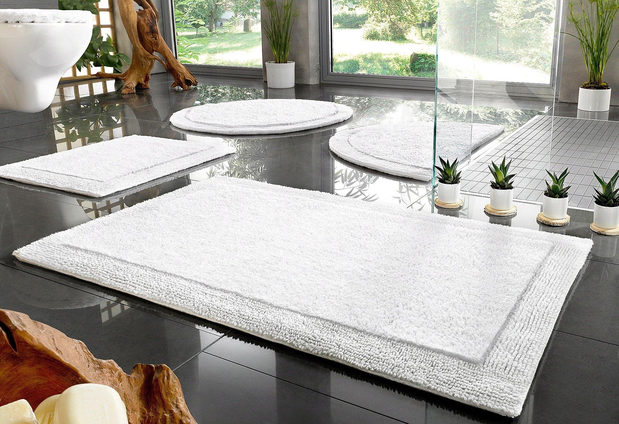 Home Affaire Badmat »Kapra«, hoogte 20 mm, geschikt voor vloerverwarming slijtvast, keerbaar bij OTTO online kopen