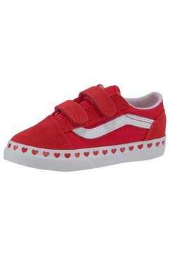 vans sneakers »old skool« rood