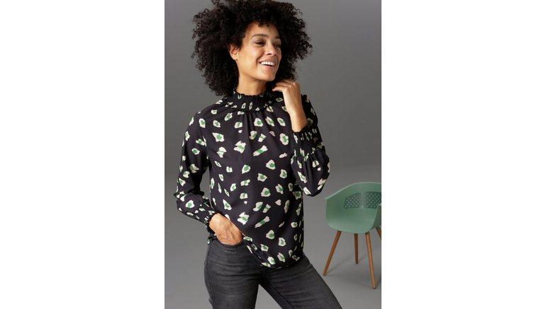 Aniston CASUAL blouse zonder sluiting