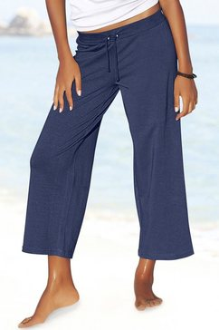 beachtime 7-8-strandbroek blauw