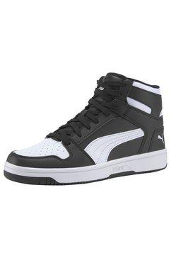 puma sneakers »puma rebound layup l« zwart