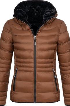 deproc active tweezijdig te dragen jack »gilmour new reversal women« bruin
