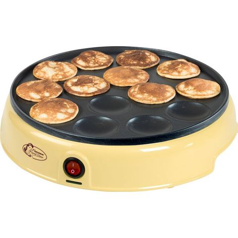 Best Poffertjesmaker 14 poffertjes 800W