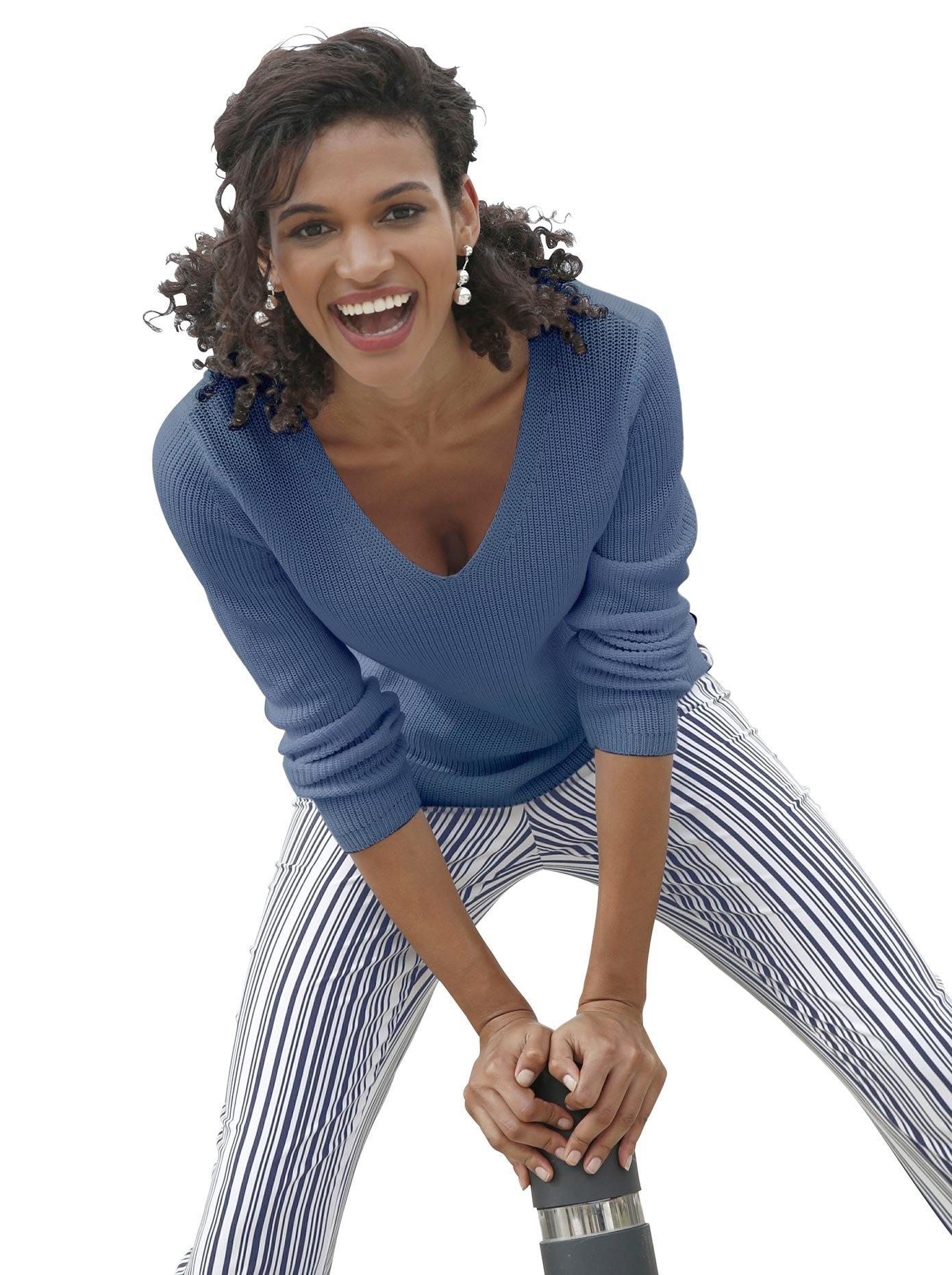 Op zoek naar een Casual Looks trui met V-hals Trui? Koop online bij OTTO