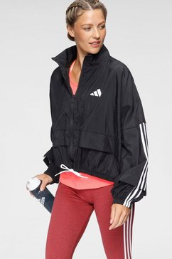 adidas performance trainingsjack »cover up« zwart