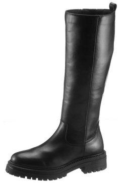 geox laarzen met ritssluiting »iridea« zwart