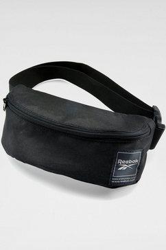 reebok heuptasje »wor waistbag« zwart